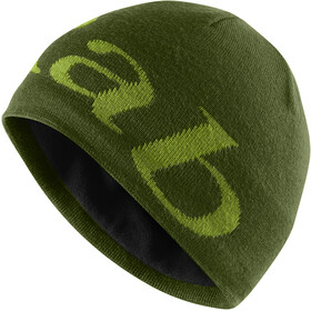 Rab Logo Beanie Men, army